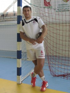 Борис Пуховский, гандболист, СКА