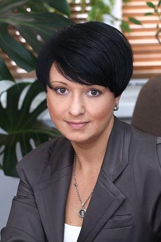 Ольга Карнаух, управляющий А-клубом, который обслуживает вип-клиентов Альфа-Банка