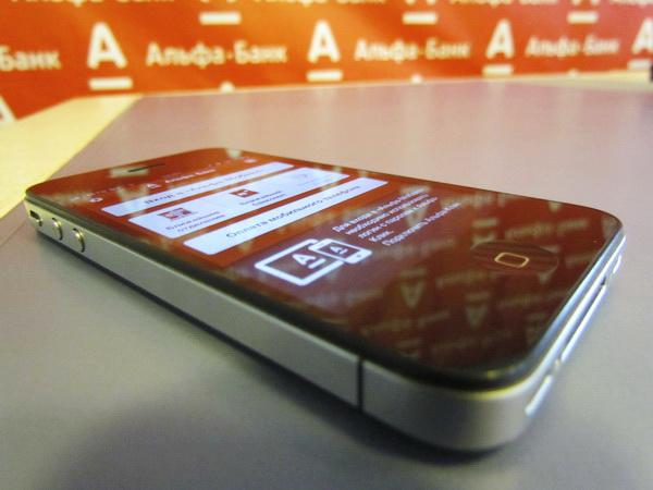 Мобильный банк Альфа-Мобайл