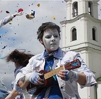 Театральный карнавал захватит центр Минска в начале мая